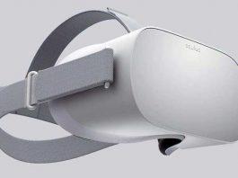 اوکولوس GO هدست VR جدید فیسبوک بدون نیاز به گوشی یا PC