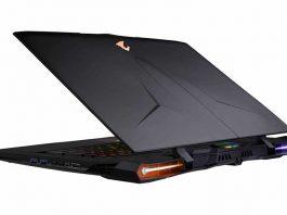 گیگابایت Aorus X9 باریکترین لپتاپ SLI بازار