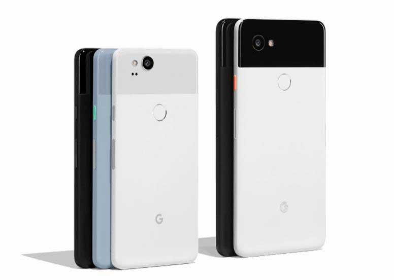 گوگل پیکسل 2 و پیکسل 2 XL رسما معرفی شدند