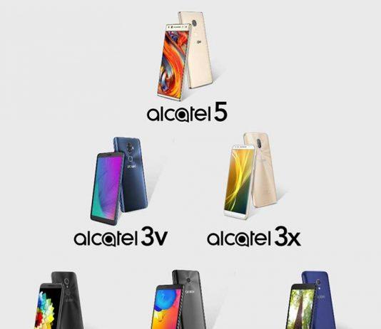 لو رفتن تصویر 6 گوشی جدید آلکاتل : تغییر در نامگذاری