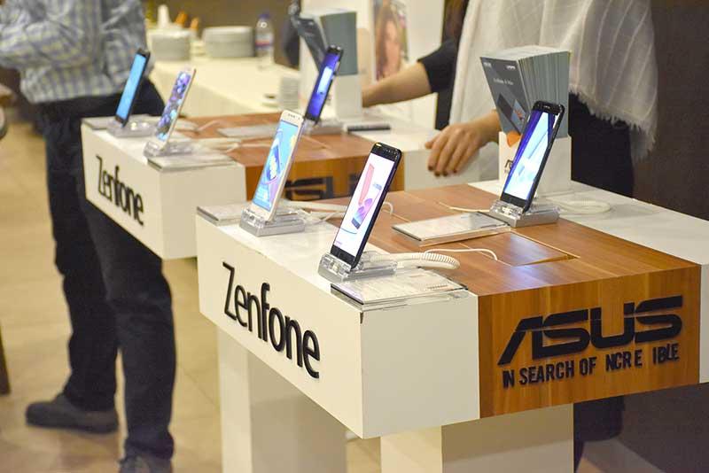 ایسوس Zenfone 4 ، در سه مدل به بازار ایران ارائه شد
