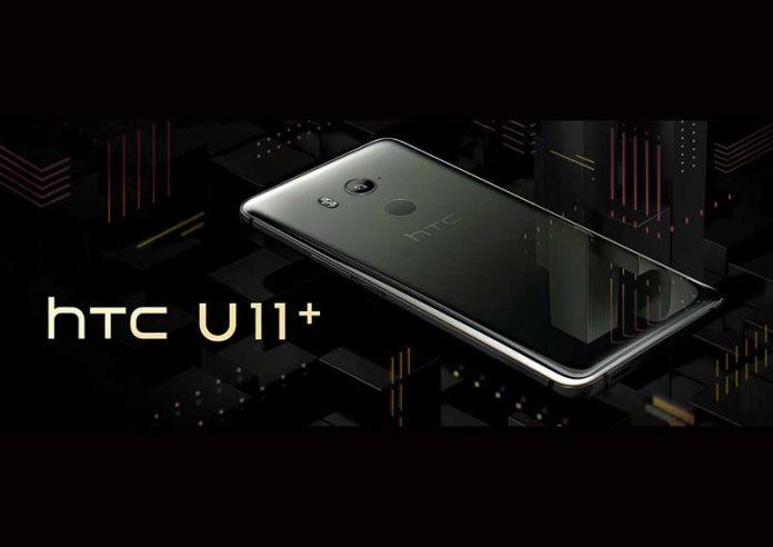 ورود HTC به دنیای فولاسکرینها: با U11 پلاس آشنا شوید