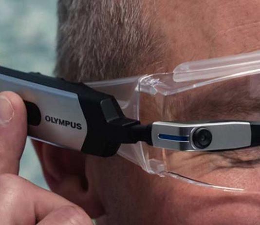 الیمپوس EyeTrek تعریف تازهای از Google Glass