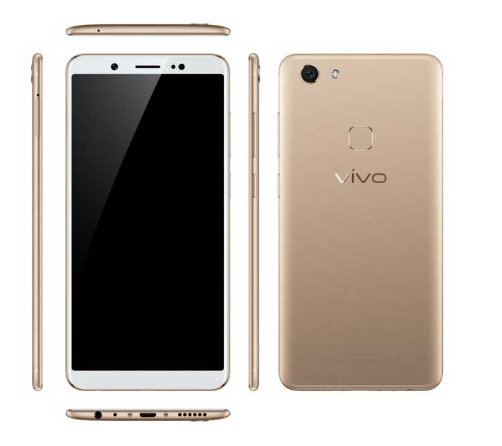 Vivo V7 ارزانقیمت فولاسکرین، سلفی 24 مگاپیکسلی!