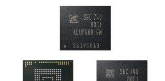 تولید حافظه 512 گیگابایتی سامسونگ: گلکسی S9 رکوردشکنی میکند؟