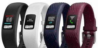 گارمین Vivofit 4 دستبندی با یک سال باتری فقط 80 دلار!