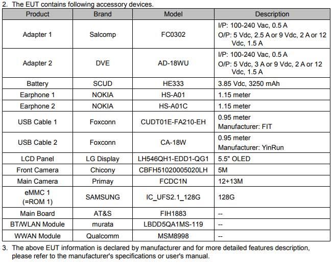 نوکیا9 را با جزئیات ببینید: مشخصات تازه پرچمدار نوکیا!