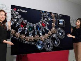معرفی تلویزیون OLED الجی: 88 اینچ با وضوح 8K!