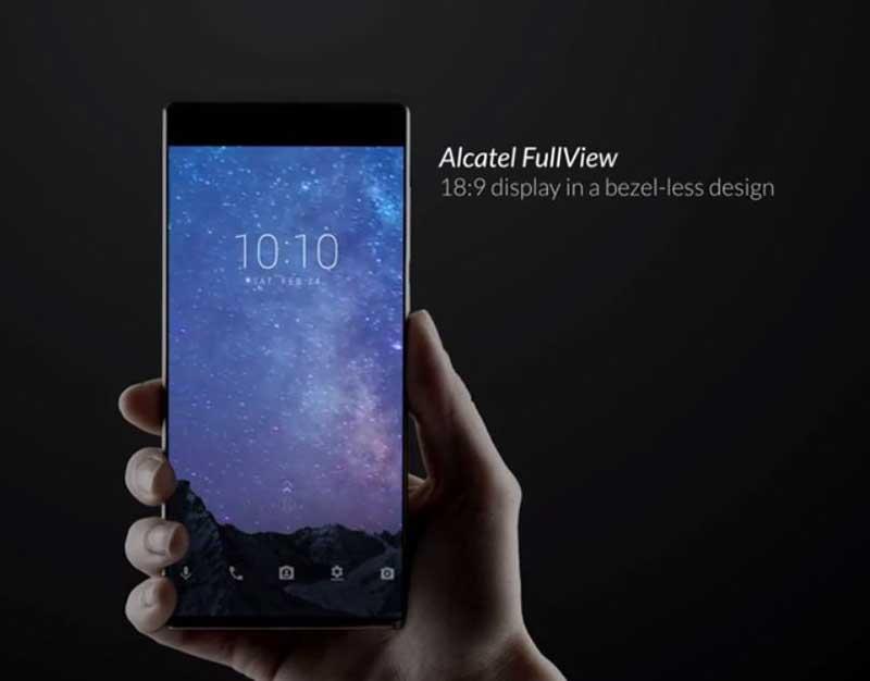 مشخصات و اطلاعات گوشی آلکاتل 5 به بیرون درز کرد!