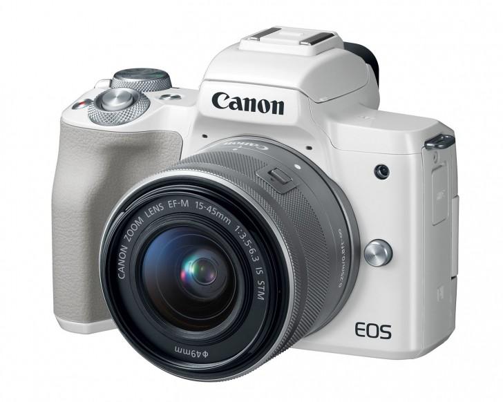 معرفی دوربینهای ارزان کانن 2000D و 4000D و دوربین بدون آینه M50