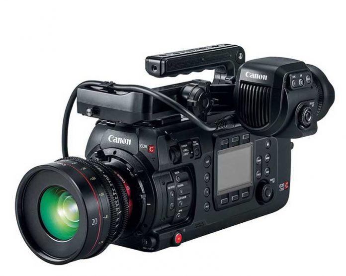 C700 FF دوربین سینمائی کانن با سنسور فولفریم 33 هزار دلاری