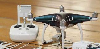 80 میلیون دلار قاچاق موبایل با پرندگان Drone