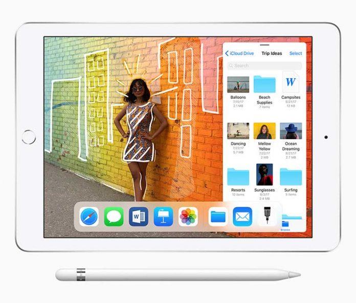 معرفی iPad جدید 9.7 اینچی با قلم اپل: تنها 329 دلار