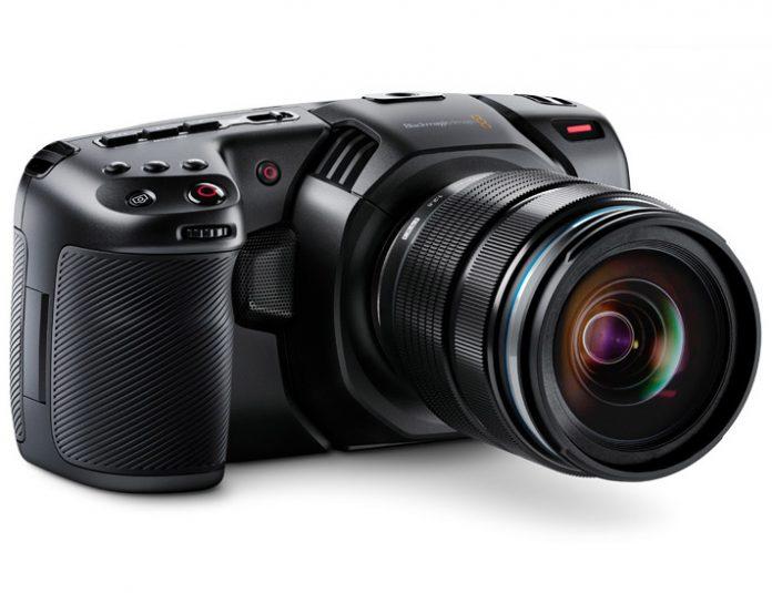 این بلک مجیک Pocket Cinema Camera 4K است فقط 1,295$