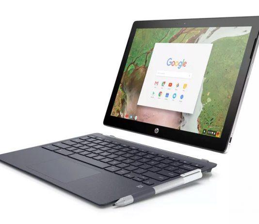 معرفی تبلت کروم HP Chromebook x2: رقیب آیپد پرو