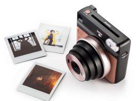 Square SQ6 اولین دوربین مربعی آنالوگ فوجیفیلم