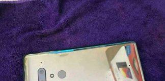 HTC U12 پلاس دو دوربین 12+16 و دو دوربین سلفی دارد؟