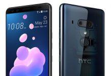 HTC U12 پلاس رسما معرفی شد : 6 اینچ، 4 دوربین!