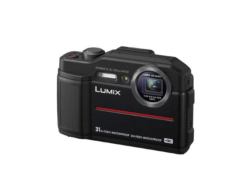 پاناسونیک TS7 دوربین مقاومی که چشمی الکترونیکی دارد