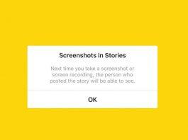 اینستاگرام دیگر اسکرین شات استوری را اطلاع نمیدهد!