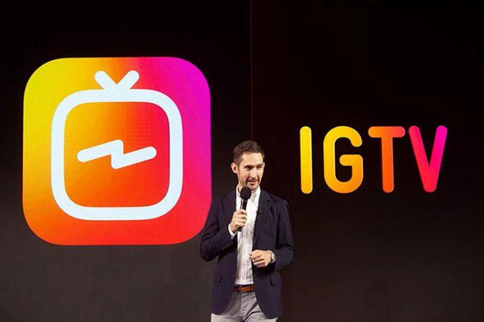 IGTV اپلیکیشن جدید اینستاگرام برای اشتراک ویدئو + لینک نصب