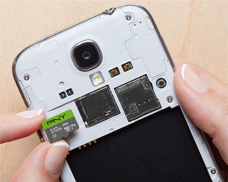 PNY کارت حافظه 512GB را با قیمت 349 دلار معرفی کرد