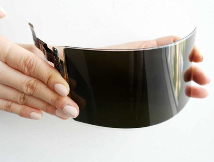 سامسونگ صفحه نمایش نشکن OLED را به نمایش گذاشت