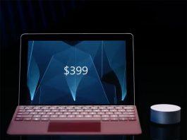 معرفی تبلت سرفیس Go مایکروسافت فقط 399 دلار!