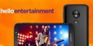 موتو E5 Play اندروید Go : صفحهنمایش 5.84، قیمت 109 یوروئی