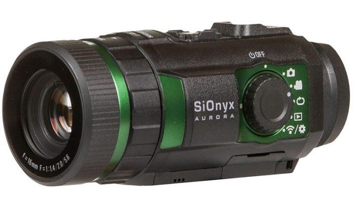 SiOnyx Aurora دوربین دید در شب تمامرنگی!