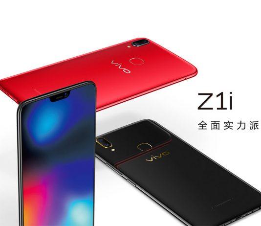 Vivo Z1i نسخه ارزان Z1 با اسنپدراگون 636