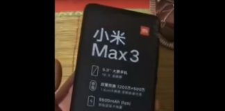 ویدئوی لو رفته از شیائومی می مکس 3 : همه چیز در 3 ثانیه!