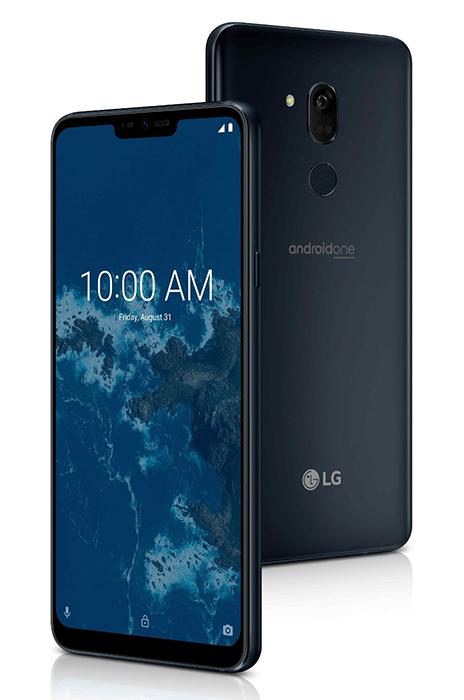 معرفی LG G7 One و G7 Fit با اسنپدراگون 835 و 821!
