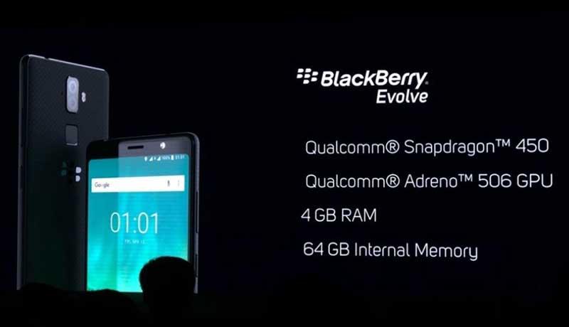 معرفی بلکبری Evolve و Evolve X باتری حجیم، 5.99 اینچ