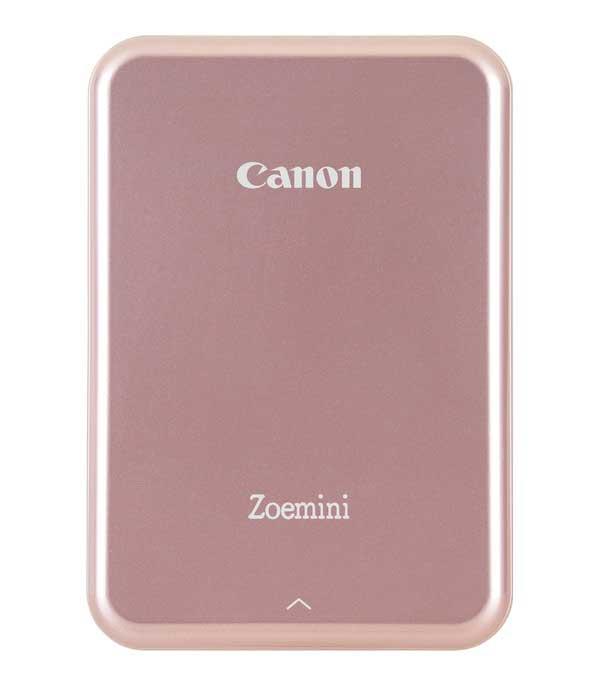 کانن Zoemini پرینتری که در جیب شما جا میشود!