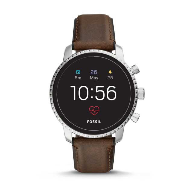 Fossil Q Venture and Q Explorist Forth Edition