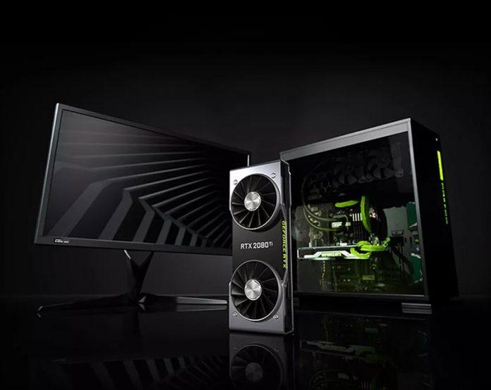 معرفی انویدیا GeForce RTX گرافیکی با حافظه GDDR6 و هوش مصنوعی