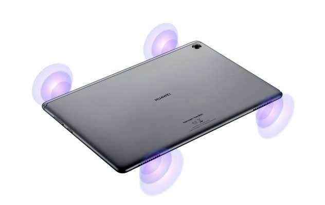 MediaPad M5 Lite تبلت 10.1 اینچی هواوی با 4 اسپیکر