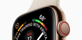اپل واچ سری 4 - صفحهنمایش بزرگتر، ECG جدید