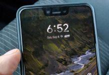 پیکسل 3 XL جا مانده در Lyft طراحی گوشی را لو داد!