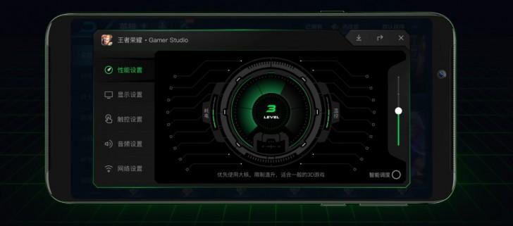 شیائومی بلک شارک Helo اسمارتفون گیمینگ با 10GB رم!