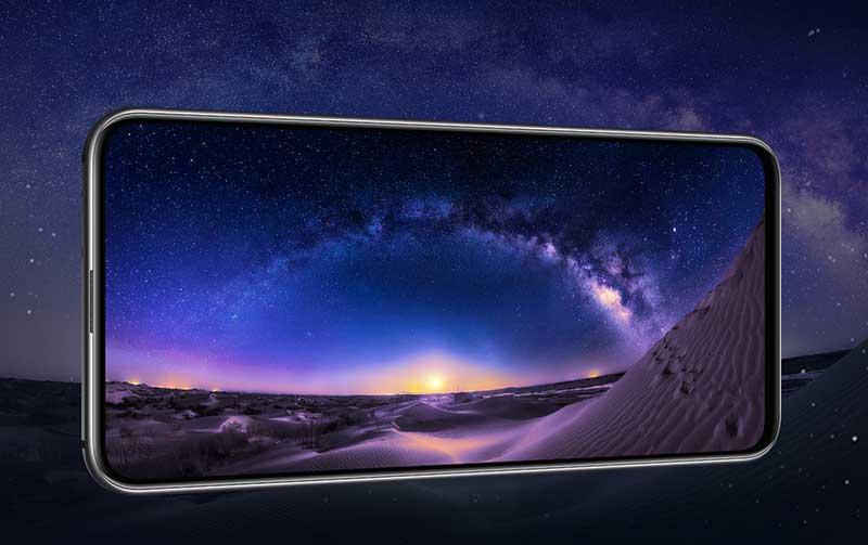 Honor Magic 2 کشوئی 6 دوربینه با اثر انگشت درون صفحهنمایش