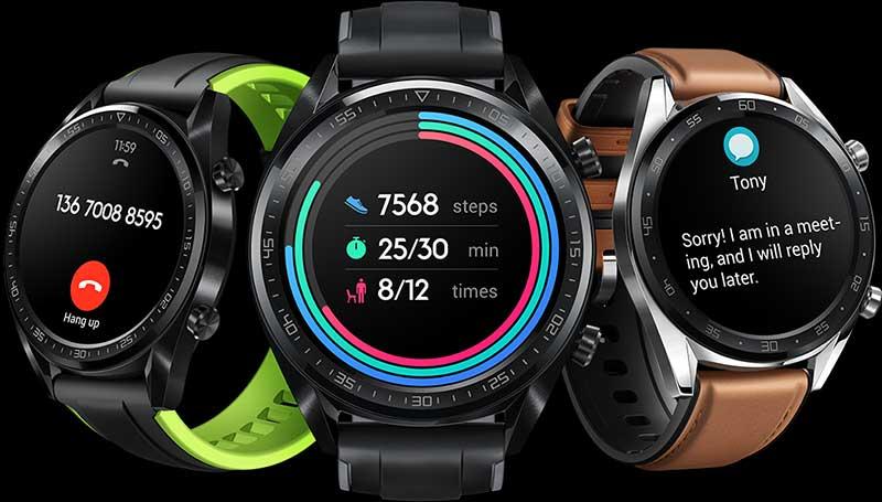 هواوی Watch GT و Band 3 Pro را بهتر بشناسید