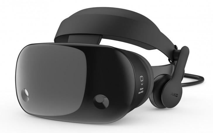 Odyssey VR پلاس هدست جدید واقعیت ترکیبی سامسونگ