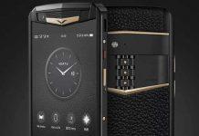 کامبک ورتو به دنیای موبایل: با Vertu Aster P آشنا شوید
