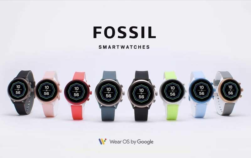 Fossil Sport اسمارتواچ 255 دلاری با Snapdragon Wear 3100