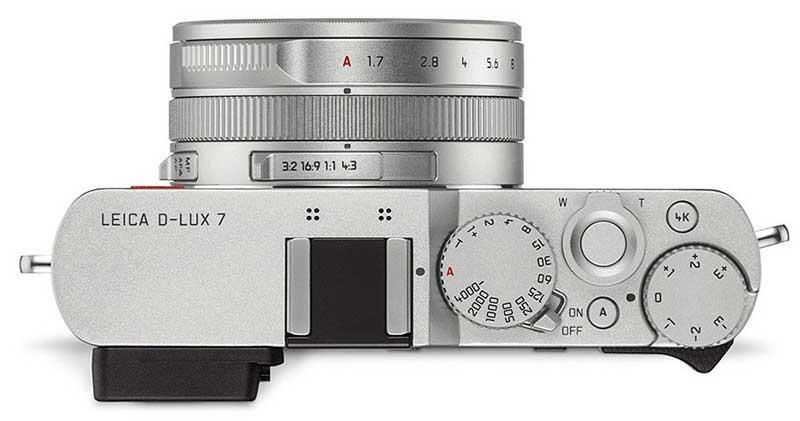 D-Lux 7 لایکای 17 مگاپیکسلی 1,195 دلاری!