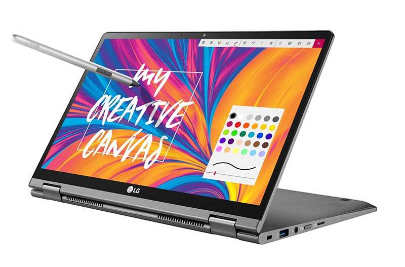 LG Gram جدید؛ لپتاپهای فوقسبک 17 و 14 اینچی