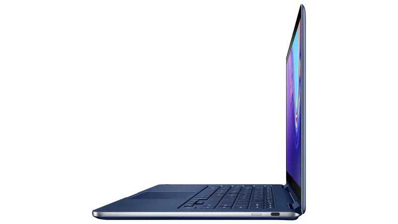 Notebook 9 Pen لپتاپ جدید سامسونگ با چرخش 360 درجه