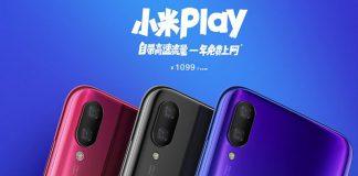 معرفی شیائومی Mi Play با پنل 5.84 اینچی و تنها 159 دلار